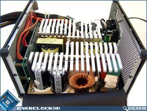 Cooler Master Silent Pro 700w Insides