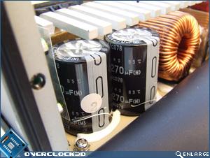 Cooler Master Silent Pro 700w Caps