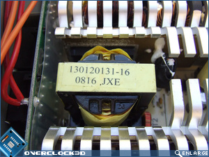 Cooler Master Silent Pro 700w Transformer