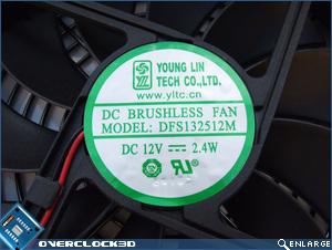 Cooler Master Silent Pro 700w Fan