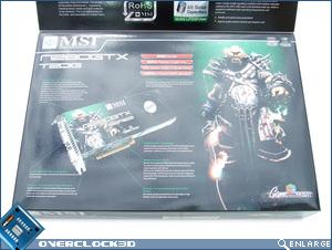 MSI N280GTX - Got Flaps?