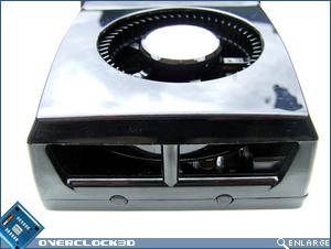 MSI N280GTX Rear