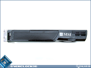 MSI N280GTX Side