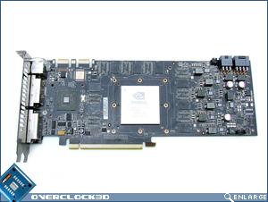 MSI N280GTX PCB Front