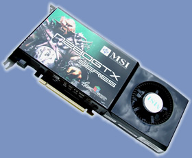 MSI N280 GTX