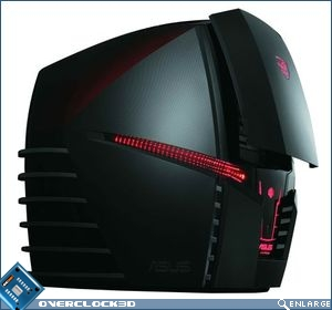 Asus Ares side view