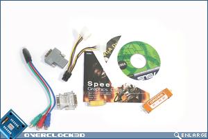 ASUS 4850 package