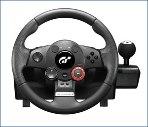 Logitech Wheel of Gran Turismo