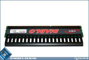 CSX Diablo PC3-1600 Top