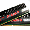 CSX Diablo3 PC3-16000 (DDR3 2000) 2GB kit