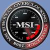 MSI European Overclocking Challenge 2008 with Overclock3D