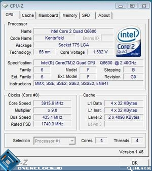 Max Overclock (Air Cooling)