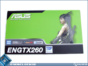 ASUS ENGTX260 Front