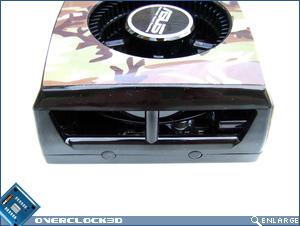 ASUS ENGTX260 Fan Vent
