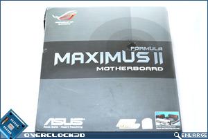 ASUS Maximus II Box Front