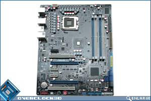 ASUS Maximus II Naked board