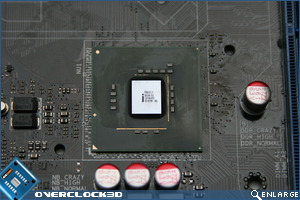 ASUS Maximus II Northbridge