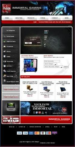 IMG website