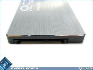OCZ 32GB SSD Front