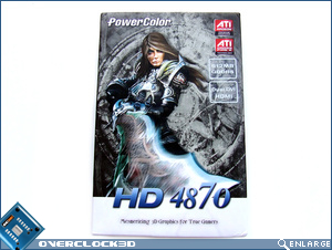 Powercolor 4870 Box Front
