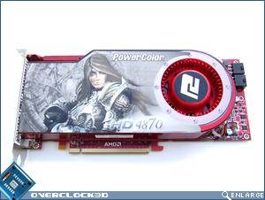 PowerColor HD4870 Top