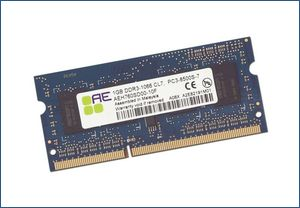 Aeneon DDR3 SO-DIMM's