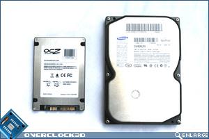 OCZ Core SSD Comparison 1