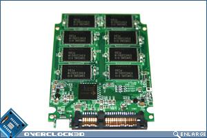 OCZ Core SSD Top