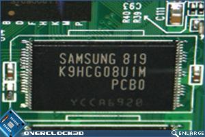 OCZ Core SSD IC ID