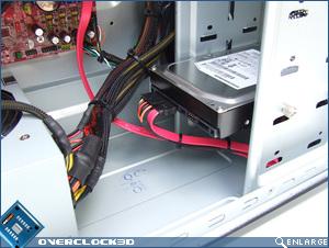 YoYoTech Spartan 300 Hard Disk