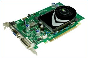 NVIDIA GeForce 9500GT