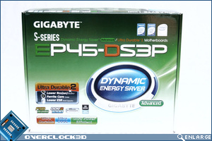 Gigabyte EP-45-DS3 Box Front