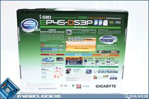 Gigabyte EP-45-DS3 Box Back