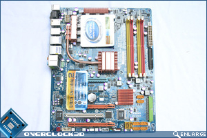 Gigabyte EP-45-DS3 Motherboard