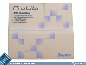 iiyama Prolite 2403WS Box