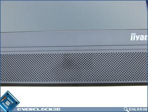 iiyama E2403WS Speaker