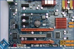 Gigabyte EP-45-DS3 Ports