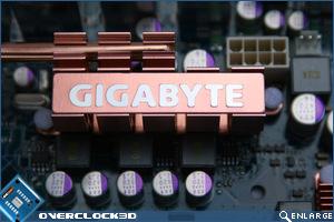 Gigabyte EP-45-DS3 Heatsink
