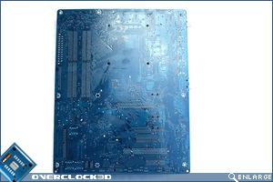 Gigabyte EP-45-DS3 Board Back