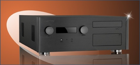 Chieftec Hi-Fi range new additions