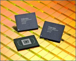 Toshiba 32GB eMMC & eSD
