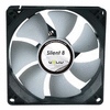 GELID Release New SILENT/ SILENT TC/ SILENT PWM Case fan series