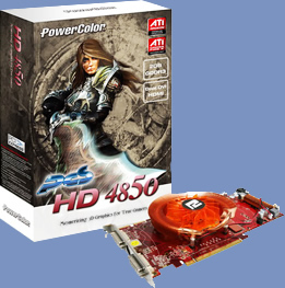 PowerColor HD4850 2GB PCS