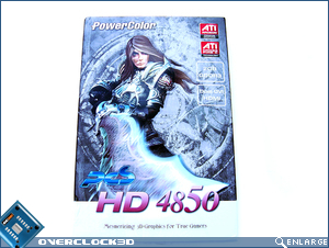 Powercolor 4850 Box Front