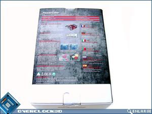 Powercolor 4850 Box Back
