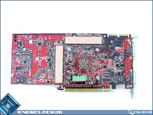 PowerColor HD4850 Underneath