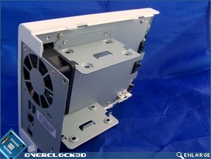 DS207+ HDD housing