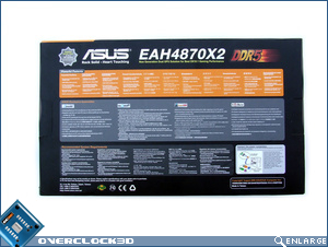 ASUS EAH4870X2 Box Back