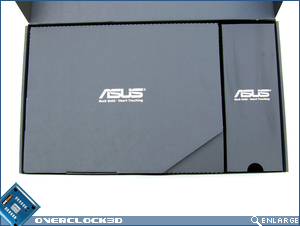 ASUS EAH4870X2 Box Open