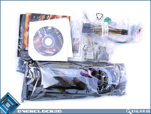 ASUS EAH4870X2 Package Contents